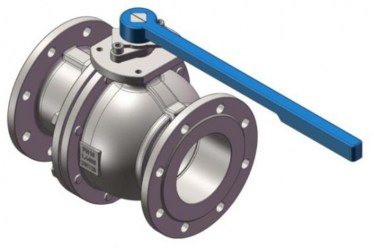 Ball Valve KPS FLANGED PN16 DP PX PX ISO DN125-DN200
