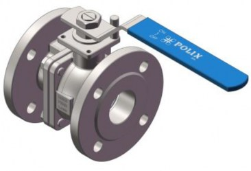 Ball Valve KPS FLANGED PN16 DP PX PX ISO DN15-DN100