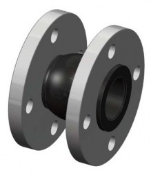 Rubber Flexible Joint - Flanged PN16 DN32-DN600